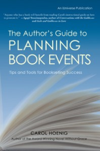Author's Guide to Planning Book Events
